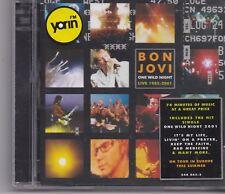 Bon Jovi-One Wild Night cd album