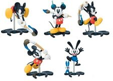 Takara Tomy DISNEY EPIC MICKEY Color Vers Gashapon 5 Figure