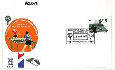 AI202 1977 GB Birmingham 34th World Table Tennis Championships Cover