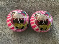 2x LOL SURPRISE! LIGHTS PETS SERIES DOLL BRAND NEW RELEASE MGA LOT OF 2...