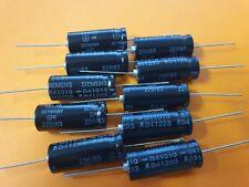 10x Elko 220uf/63v axial Siemens B41010 Longlife
