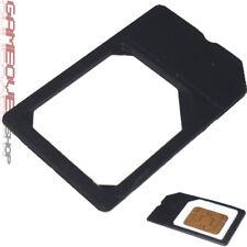 1x Micro Sim Adapter Halterung Halter für Karten Card Handy Slim Version