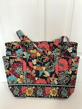 179d059c51c9 New Vera Bradley Go Round Tote in Happy Snails