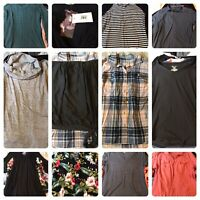 Womans Size Large Clothing Lot 11 Items