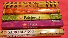 Hem Incense Stick Set 5 x 20 = 100 Sticks Mixed Scents Free Shipping