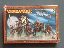 Games Workshop Warhammer Undead Blood Knights Regiment Vampire Counts New Metal