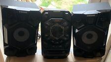 Samsung MX-J630 Giga Sound 230 Watt Mini Hifi Component Audio System CD Radio