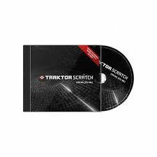 Native INSTRUMENTS traktor scratch timecode cd mk2 (COPPIA)