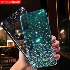 Crystal Glitter Soft TPU Bumper Case Cover For Huawei Honor 20 Pro 20 10 9 Lite