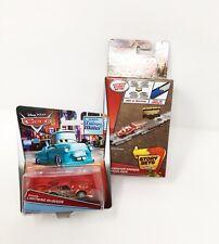 Mattel Disney Pixar Cars Tokyo Mater Dragon Lightnin And Radiator Spring Track