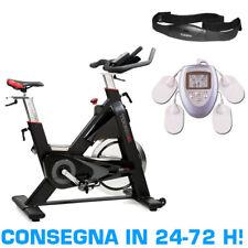 Toorx SRX-100 Bici da Indoor Cycling Bike Cyclette Volano 26 kg Fascia Cardio