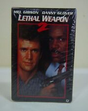 Lethal Weapon 2 8mm Video Sealed NIP New 1989 Mel Gibson Danny Glover Movie
