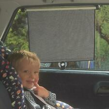 Clippasafe Roller Sun Blind (Single) For Car Window Baby Safety