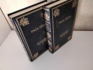 PAUL FEVAL. LES MYSTÈRES DE LONDRES TOMES 1 ET 2