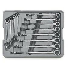 Gearwrench 85888 12 piece XL X-Beam Double Box Ratcheting Socketing Wrench Set