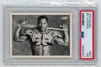 1990 Score Bo Jackson #697 PSA 7 Raiders Graded Iconic Baseball Card