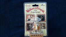 Vintage Wallace and Gromit Air Freshener New in Package!