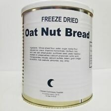 Future Essentials Freeze Dried Food Oat Nut Bread #10 Can