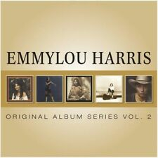 Emmylou Harris Country Music Album CDs and DVDs