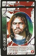 Mikael Birkholm x2 True Brujah Heirs to the Blood Reprint 2 R2 VTES