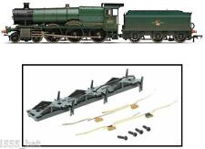 New Genuine Hornby X9354 Grange Class Chassis Bottom Pickup Contacts & Screws