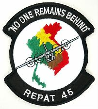USAF 374th AIRLIFT WING C-130 74-2071 REPAT-45 PATCH