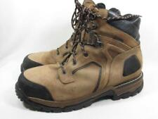 Red Wing Flexforce Safety Toe Waterproof Boot Men size 11.5 B Brown Leather