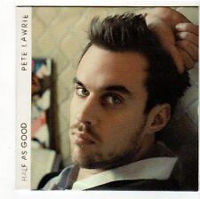 (FS181) Pete Lawrie, Half As Good - 2011 DJ CD