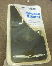 NOS 1990 - 1997 Ford Thunderbird Splash Guards Black F0SZ-16A550-A