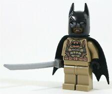 RARE LEGO DC DESERT BATMAN MINIFIGURE 76056 RA'S SUPERHEROES - GENUINE