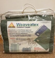 Weaveatex Outdoor Breathable Camping Carpet