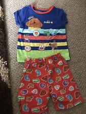 TU Hey Duggee Short Sleeved And Shorts Pyjamas Age 3-4 Years