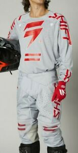 Brand New Shift MX Adult Black Label King Motocross Kit Combo Size 30W Medium