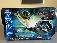New listing Tron Legacy light cycle Race Track pursuit set BRAND NEW