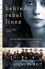 Behind Rebel Lines : The Incredible Story of Emma Edmonds, Civil War-ExLibrary