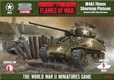 Flames of War - USA: M4A1 76mm Sherman Platoon UBX05