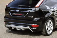 Ford Focus mk2 Heck delantal Heck parachoques difusor heckansatz alerón RS St nuevo