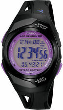 NEW - CASIO Ladie's STR-300C-1CCF WATCH Illuminator Water Proof BRAND NEW
