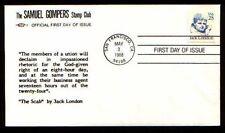 Samuel Gompers Sc. 2182 - Jack London