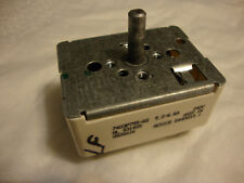 74007840 JENN AIR infinite switch, 7403P755-60 for small element, 5.2 - 6.6 amp