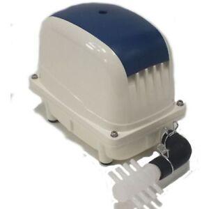 Jecod Jebao Eco Air Pump Pond Aerator PA 35 45 60 80 100 150 200 Koi Goldfish UK