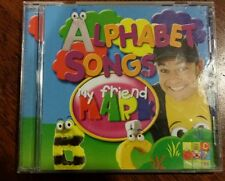 MY FRIEND MARK ALPHABET SONGS CD * VGC * ABC KIDS