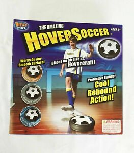 Britz'n Pieces THE AMAZING HOVER SOCCER indoor soccer F1