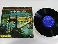 """Ecos de Budapest George Feyer LP Vinyl 10 """" Belter Spanisch Edition 1959 Selten"""