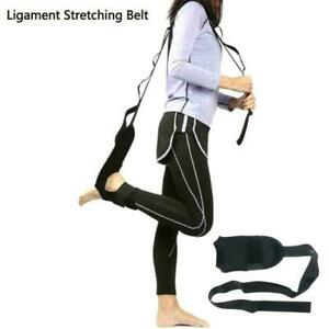 Yoga Ligament Stretching Belt Leg Training Foot Ankle Correction BEST Joint R5L1