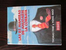 Las 85 Maneras De Anudarse LA Corbata by Thomas Fink y Yong mao(Hardcover)