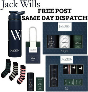Jack Wills Gift Sets Mens Him - NEW EDITION - Choose Your Favorite