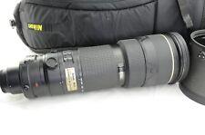 Nikon AF-S Nikkor 200-400 mm 1: 4 G ED VR GUT