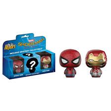 Spider-Man: Homecoming - Spider-Man Iron Man & Mystery Figurine Pint Size Heroes