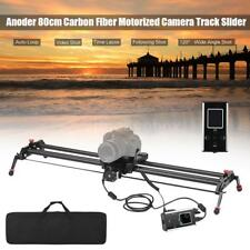 Andoer Motorized Camera Track Slider Dolly Video Rail Stabilizer for Canon Nikon